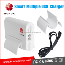 New Products Protable Power Charger UK Socket DC5V 10a Multiple Phone Charger for Sansung Galaxi S3