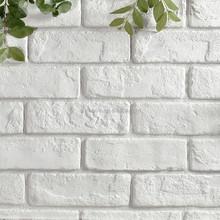 D Coration Panneaux Brique Look Carreaux Blanc D Coratif
