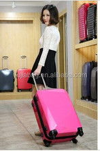 New travel bag hard PC trolley luggage carry on suitcase