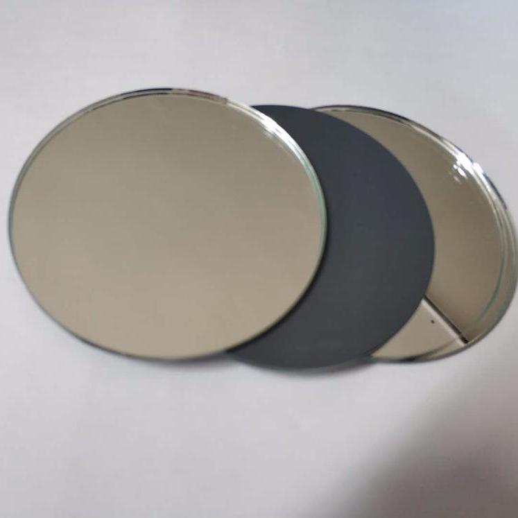 ORATE POCKETED в сложенном виде женский макияж для леди Подгонянная зеркальная пластина