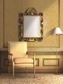 домашнего декора стены и пол плитка мозаика является небольшой дизайн кухни