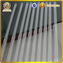 Durable finish standards borosilicate glass tubing