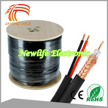 High Quality Belden Standard RG59 Siamese Cable