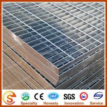Galvanized steel bar grating Steel grating weight (customized)