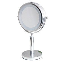 Bathroom Mirror With Magnifier