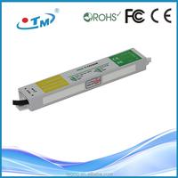 Multiple output transformer waterproof 1.5 amp 20 watt 12 volt led power supply