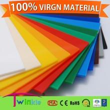 2015 vinyl sheet pvc for photobook