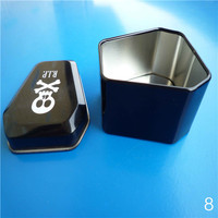 Dongguan odm precision metal stamping decorative metal boxes