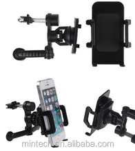 360 Degree Rotating Car Air Vent Mobile Phone Mount Stand Holder Bracket by For iPhone 4S 5S 6 for LG g2for Samsung S4 s5 s6