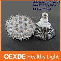 18W CE RoHS popular agricultural cheap led grow lights
