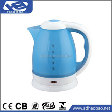 Popular design home appliance red kettles and toasters, best tea kettle