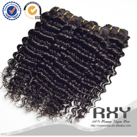 Best price high quality cheap deep wave virgin brazilian human hair wavy