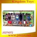El hombre de juguetes para la venta, la figura de plástico para la película y el juego