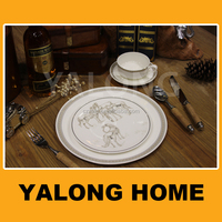 Wholesalers China Ceramic Plate Dinnerware Sets Alibaba China Supplier
