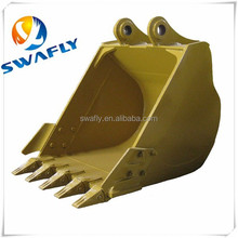 SK200-5, SK200-6 Excavator Bucket Drawing, Bucket Wheel Excavator With Good Quality for sale