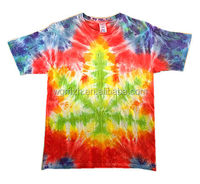 Manufacture of custom T-shirt made in China
