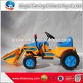 2015 más populares de coches eléctricos de juguete para los niños a la unidad de juguete de los niños bulldozer