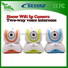 720P Pir sensor Wifi IP Camera easy to install p2p ip camera Night Vision P2P Plug play camera cctv