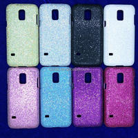 Glitter Bling Shining Hard Back Case For Samsung Galaxy S5 Mini G800