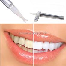 Non Peroxide Teeth Whitening Pen / Twist Teeth Whitening Gel Pen