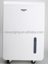 Ol-660e refrigerado secador de aire de efecto invernadero deshumidificador / purificador de aire y deshumidificador 60L / día