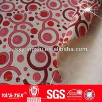 printed Nylon spandex pants fabrics