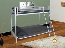 Hot Sale bedroom metal furniture metal folding sofa bunk bed