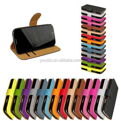 Wallet Stand Leather Case,Book Magnetic Leather Case For HUAWEI Y635