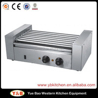 Electric Hot Dog Grill Making Machine for Sale