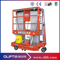 Portable hydraulic motorcycle lift table