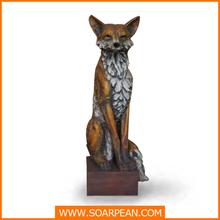 wholesale for grogshop decoration fox