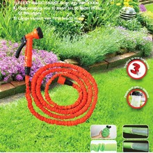 2015 new style red color garden hose/garden hose/expandable garden hose