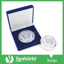Commemorative Metal Souvenir Coin,Custom Logo Gold /Silver /Bronze Coin