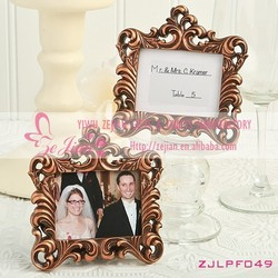 Baroque-Style Picture Frame/Place Card Holder Party Decorations