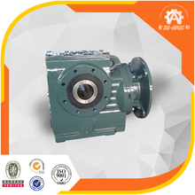 Helical Bonfiglioli S series gearbox for sale for food processing for industry