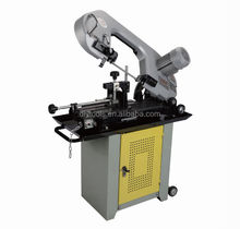 metal cut band saw machine with toolkit