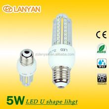 hot sell newest innovation 3U 5W Efficient LED Light energy saving lamp alibaba express in whole alibaba express fashion