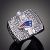 Popular sport souvenir New England patriots of the NFL super bowl championship ring,china jewelry manufacture(SWTPR1103)