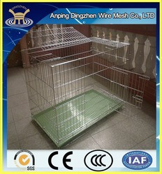 2015 China Best Selling Cheap Commercial Dog Cage Prices