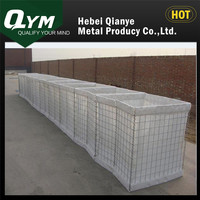 High Quality Army Used Hesco Barrier Military Box Bastion