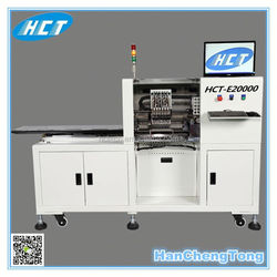 HCT 6 heads electronic assembly equipment