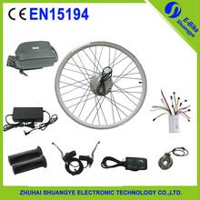 New!!2015 CE Approval 36v 250w electric bike e-bike bicycle wheel conversion kit 250w