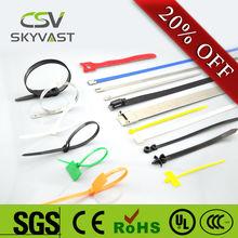 SGS CE CTI certificate plastic cable tie Tie wraps