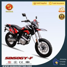 High Quality 150cc Super Dirt Bike New Style Dirt SD150GY-F