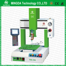 Customize service! Mingda Automatic Glue dispenser/ 3 axis dispenser robot 400*400*100mm working area