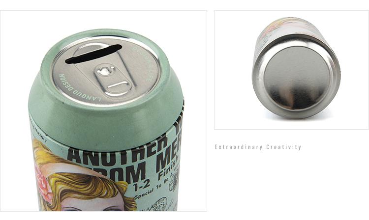 Fancy Money Boxes Fancy Custom Metal Tin Money