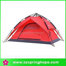 Luxury family camping tent/new hard shell shake handle car roof top tent for 2-4 persons