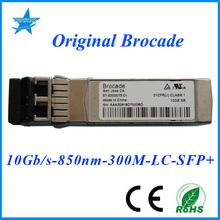 10gbps sfp transceiver 57-0000075-01 Brocade 10G-850nm-500M SFP+ FIBER MODULE OPTICAL TRANSCEIVER Made in China