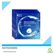 Color printing packaging bags aluminium foil bags for Malaysia Bangladesh India Korea Japan