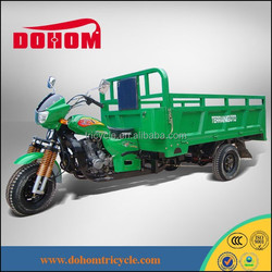 Hot Sale 200cc Cargo Motorcycle/Tricycle 5 speed